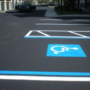 Improve Your Parking Lot for Disabled Guests