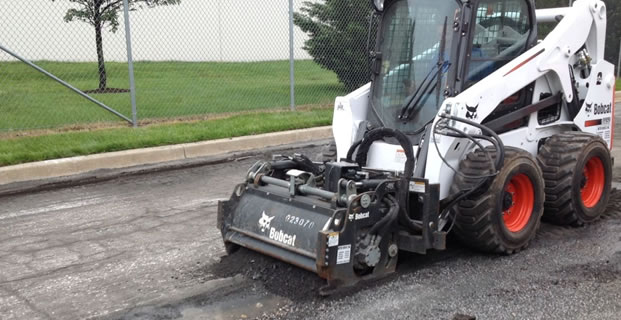 asphalt repair baltimore