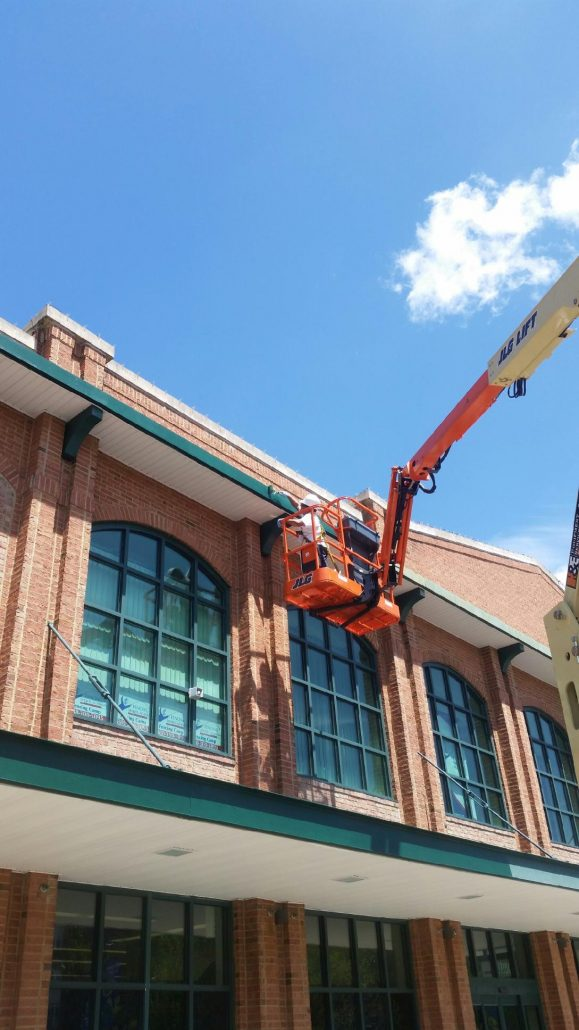 Commercial Painting Contractor Baltimore Md Team Cam Llc